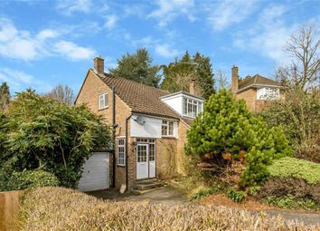Thumbnail 3 bed detached house to rent in Woodlands Rise, Oxted, Surrey