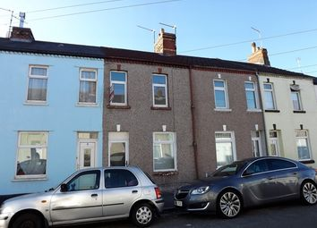 Thumbnail 3 bedroom terraced house for sale in Chester Street, Cardiff