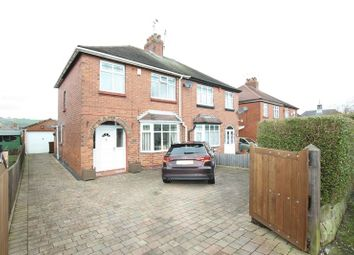 Thumbnail 3 bed semi-detached house for sale in Moorfield Avenue, Biddulph, Stoke-On-Trent