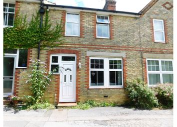 Thumbnail 3 bed terraced house for sale in Harley Lane, Heathfield