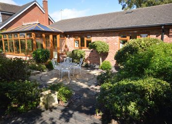 Thumbnail 3 bed detached bungalow to rent in Manor Road, Sandbach