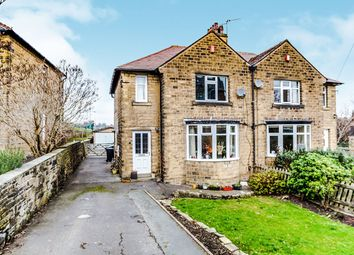 3 bed semi-detached house for sale in Woodside Road, Beaumont Park, Huddersfield HD4