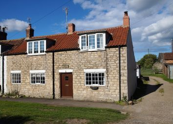 Thumbnail 3 bed cottage to rent in Main Street, Seamer, Scarborough