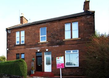 Thumbnail 2 bed flat for sale in Mansefield Road, Mauchline
