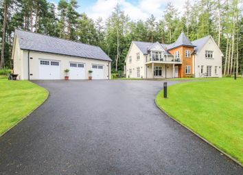 Thumbnail 6 bedroom detached house for sale in Craigmyle Road, Banchory