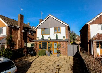 Thumbnail 3 bed detached house for sale in The Avenue, Hertford