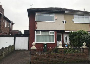 Thumbnail 2 bed semi-detached house to rent in Keston Avenue, Droylsden, Manchester