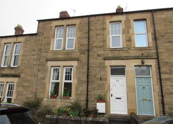 Thumbnail 3 bedroom terraced house to rent in Windsor Terrace, Hexham, Northumberland.