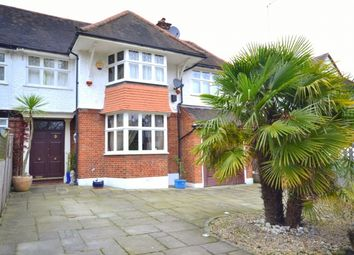 Thumbnail 5 bedroom semi-detached house to rent in Friern Mount Drive, Whetstone, London