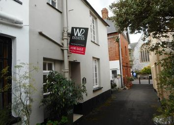 Thumbnail 2 bed terraced house for sale in Brrotopsham, Exeter, Devon