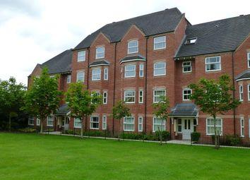 Thumbnail 2 bedroom flat for sale in Templeton Drive, Fearnhead, Warrington