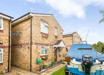 Thumbnail 3 bed link-detached house for sale in Peppercorn Walk, Hitchin, Hertfordshire