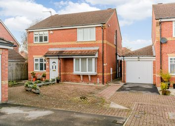 Thumbnail 2 bedroom semi-detached house for sale in Sunningdale Close, York, York