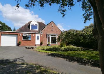 Thumbnail 5 bedroom detached bungalow for sale in Queens Road, Walbottle, Newcastle Upon Tyne