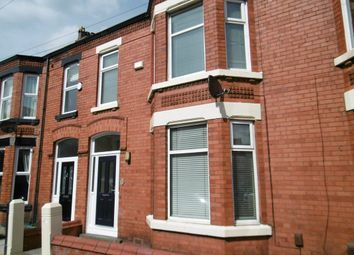 Thumbnail 4 bedroom property to rent in Oakdale Road, Mossley Hill, Liverpool
