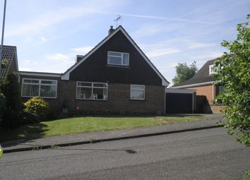 Thumbnail 4 bed bungalow for sale in St Peters Road, Oundle, Peterborough