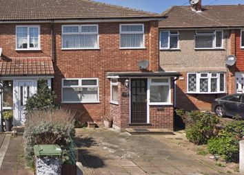 Thumbnail 3 bed end terrace house for sale in Crescent Avenue, Grays, Essex