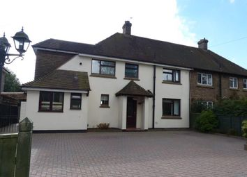 Thumbnail 5 bed property for sale in Stone Cross Road, Crowborough