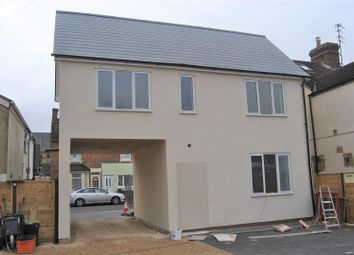Thumbnail 1 bed detached house for sale in St Paul's Court, Gorsehill, Swindon