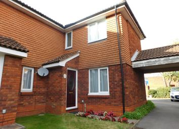 Thumbnail 2 bedroom end terrace house for sale in Hobby Close, Portsmouth