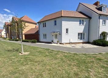 Jubilee Drive, Polegate, East Sussex BN26. 4 bed semi-detached house