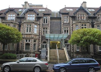 Thumbnail 3 bed flat for sale in Elmdale Road, Clifton, Bristol