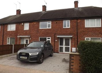 Thumbnail 3 bed terraced house for sale in Carew Road, Clifton, Nottingham