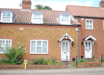 Thumbnail 2 bedroom terraced house to rent in James Street, Hunstanton