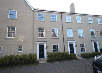 Thumbnail 3 bed terraced house for sale in Cyprian Rust Way, Soham, Ely