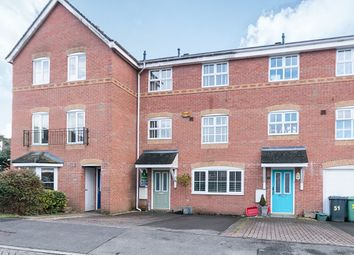 Thumbnail 4 bed terraced house for sale in Arcadia Close, Beggarwood, Basingstoke
