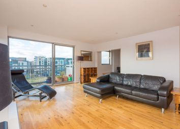 Thumbnail 3 bed flat to rent in Western Harbour Terrace, Edinburgh