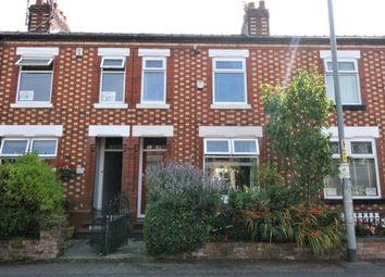 Thumbnail 3 bed terraced house for sale in Chapel Road, Northenden, Manchester