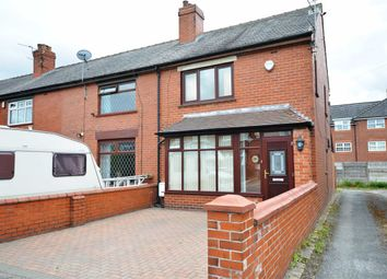 Thumbnail 2 bed end terrace house for sale in Selbourne Street, Leigh