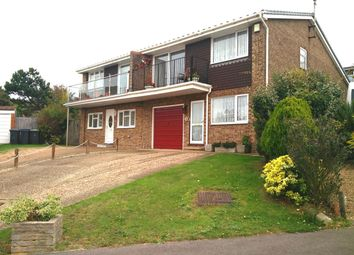 Thumbnail 3 bed semi-detached house for sale in Swallow Avenue, Seasalter, Whitstable