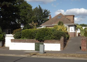 Thumbnail 3 bed detached house for sale in Belle Vue Road, Bournemouth, Dorset