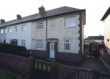 Thumbnail 2 bed terraced house to rent in Baxter Square, Derby
