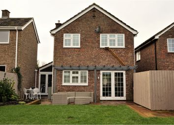 Thumbnail 4 bed link-detached house for sale in Poplars Road, Banbury