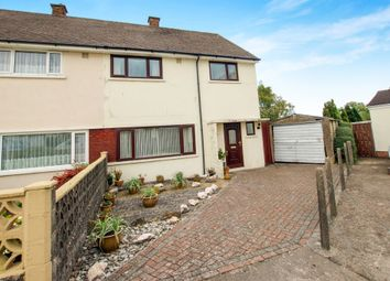 Thumbnail 3 bed end terrace house for sale in Kipling Close, Penarth