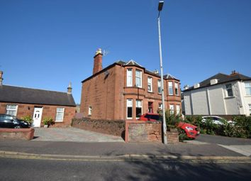 Thumbnail 4 bed semi-detached house for sale in Monkton Road, Prestwick, South Ayrshire