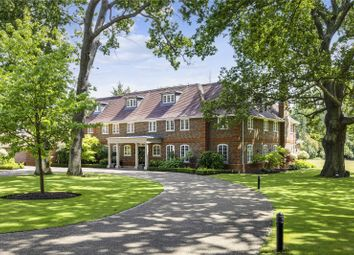 Thumbnail 7 bed detached house for sale in Woodlands Road East, Virginia Water, Surrey