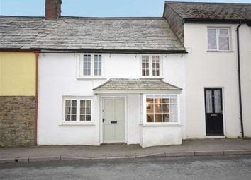 Thumbnail 2 bed terraced house to rent in The Square, Kilkhampton, Cornwall