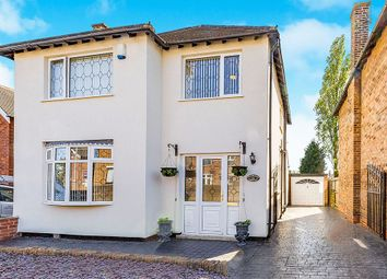 Thumbnail 3 bed detached house for sale in Cedarland Crescent, Nuthall, Nottingham