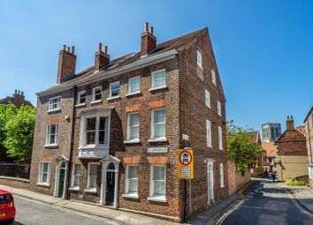 Thumbnail 5 bed terraced house for sale in St. Saviourgate, York