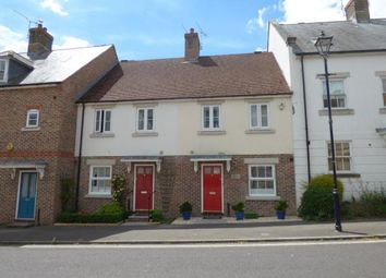 Thumbnail 3 bed terraced house for sale in Somerleigh Road, Dorchester