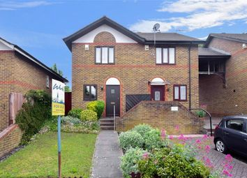 Thumbnail 2 bed semi-detached house for sale in Armada Way, Chatham, Kent