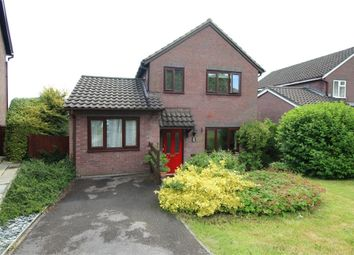 Thumbnail 3 bed detached house for sale in 36 Celandine Court, Ty Canol, Cwmbran, Torfaen