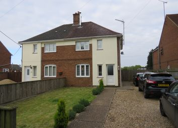 Thumbnail 3 bed semi-detached house for sale in St Marys Terrace, Middleton, King's Lynn