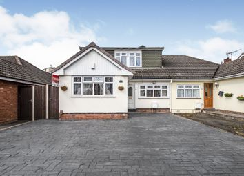 Thumbnail 4 bed semi-detached bungalow for sale in Andrew Road, West Bromwich