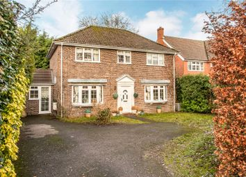 Thumbnail 4 bed detached house for sale in Speen Lane, Newbury, Berkshire