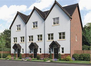 "Thumbnail 3 bedroom mews house for sale in ""Hardwicke"" at Rykneld Road, Littleover, Derby"